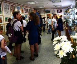 Отчетная выставка 1