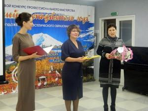 Капитунова И.Ю, победитель