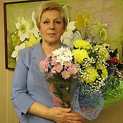 Юбилейная выставка Никольченко Е. Г.